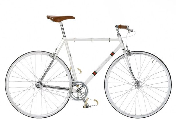 Stylish and Sexy Bianchi Carbon Urban Bike by Gucci | Tuvie
