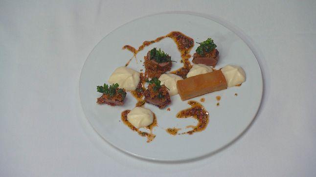 Foie de veau pané | MasterChef Australie 5 | CASA