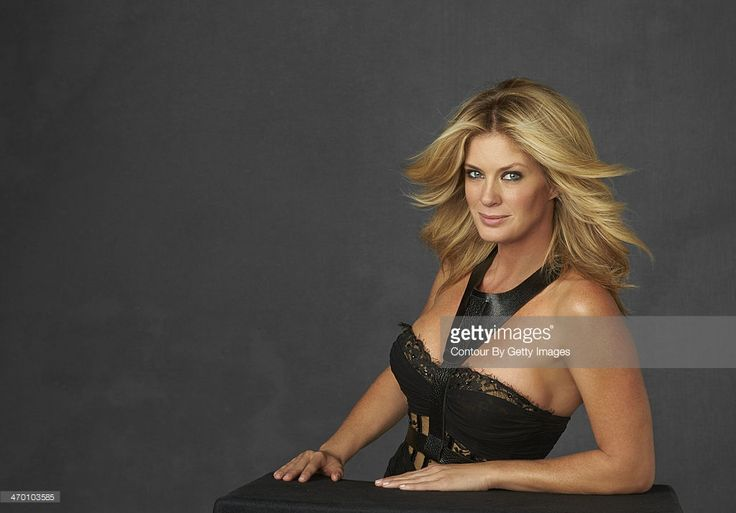Model Rachel Hunter poses for the 2014 Sports Illustrated Swimsuit issue on October 17, 2013 in New York City. PUBLISHED IMAGE.