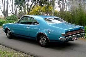 HK gts monaro fully original, my olds had one exactly like this with white leather interior. Fav car ever.