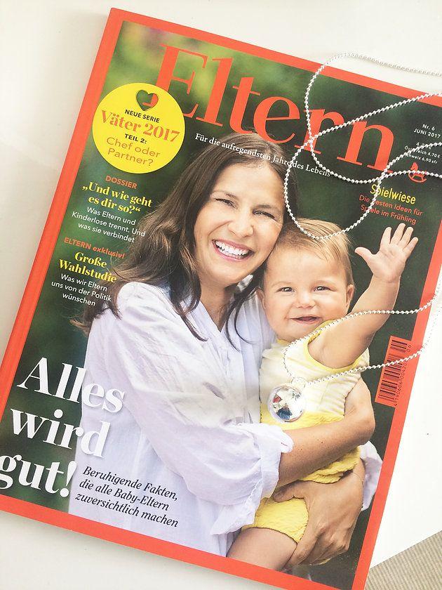 Vielen Dank an Eltern Magazin für ihren tolle Artikel uber unsere BolaKlangkugeln für werdenden Mamas!Bola-Kugeln gesehen bei Eltern Magazine: die