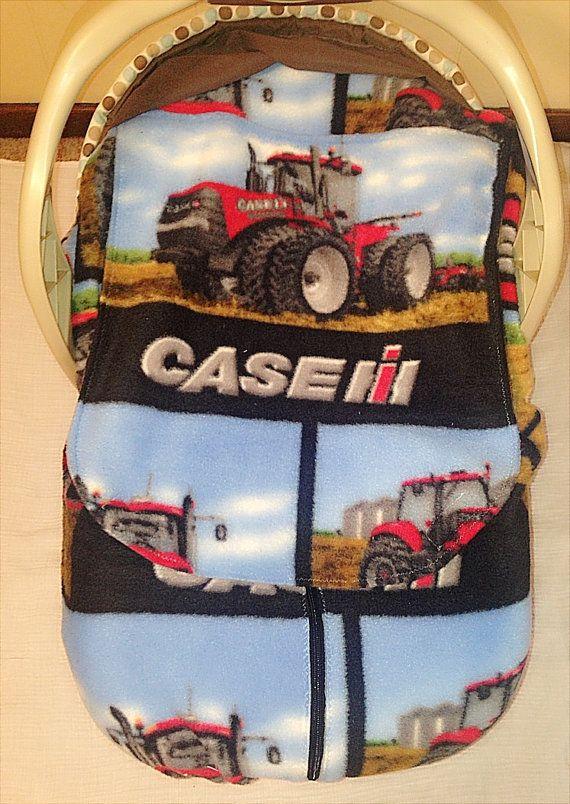 Case Ih Fleece Car Seat Cover Etsy Items Pinterest