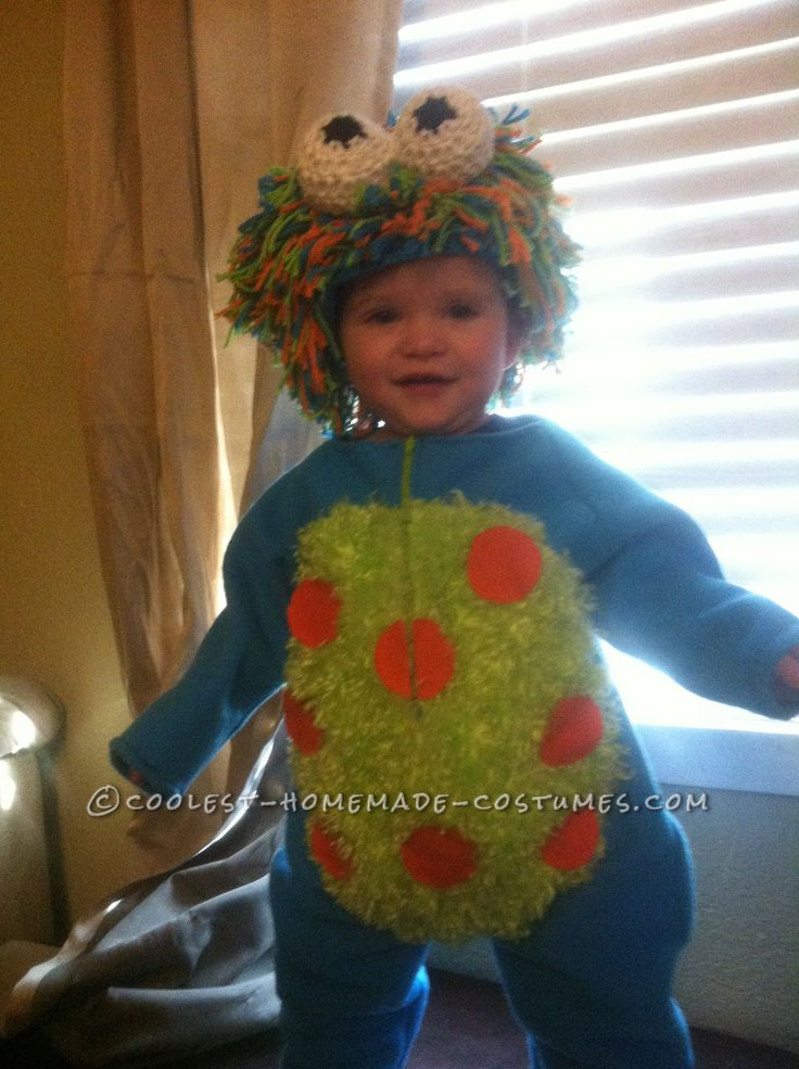 Mommy's Little Monster Toddler Costume... This website is the Pinterest of costumes