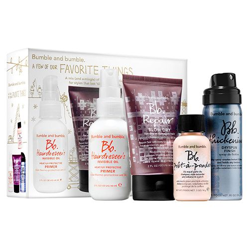 Bumble and Bumble: A Few of Our Favorite Things - BestProducts.com