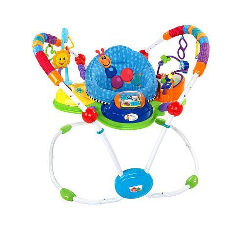"""Baby Einstein Musical Motion 2-in-1 Stationary Jumper & Entertainer - Baby Einstein - Babies """"R"""" Us"""