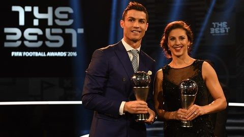 The Best FIFA Football Awards 2017- The Best FIFA Players