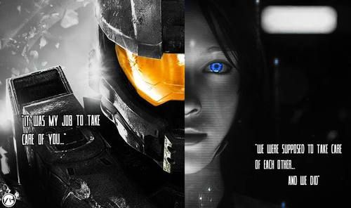 Halo Quotes | HALO QUOTES MASTER CHIEF image quotes at BuzzQuotes.com