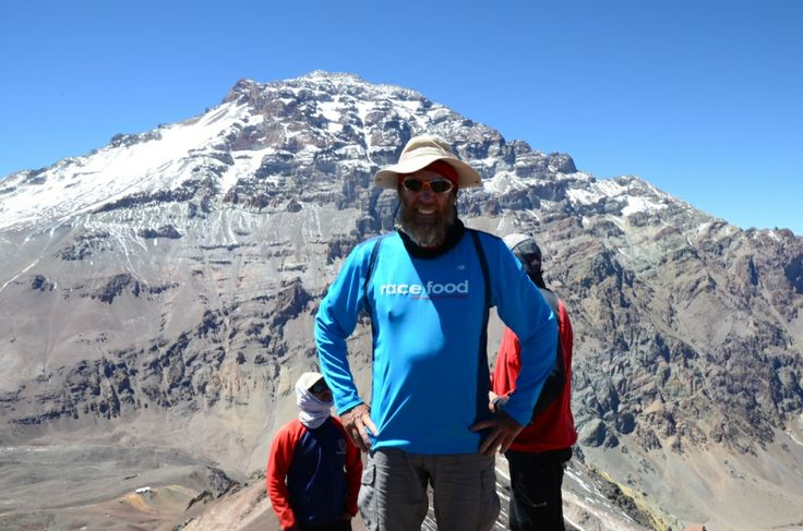 This is a seriously tough man - Richard Goodhead, ran (with a pram) from the southern most tip of South America to the highest point - the summit of Aconcagua!! What an amazing man and even more amazing story!  Again in aid of those less fortunate, respect! https://sites.google.com/site/capetokili3/
