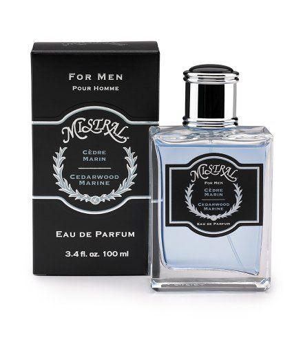 Mistral Men's Eau De Parfume Spray, Cedarwood Marine, 3.4 Fluid Ounce - http://www.theperfume.org/mistral-mens-eau-de-parfume-spray-cedarwood-marine-3-4-fluid-ounce/