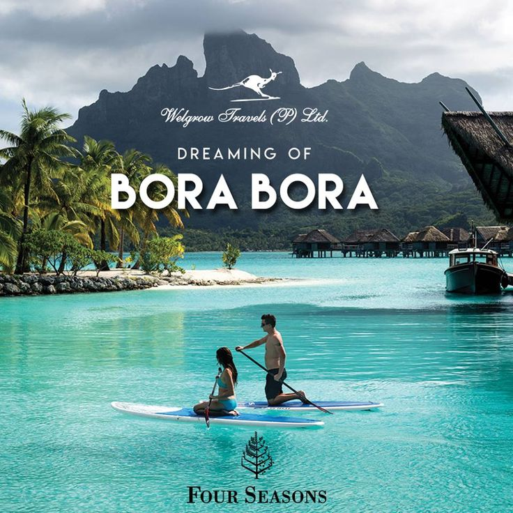 Four Seasons Resort Bora Bora  In the South Pacific, Bora Bora – the most famous of French Polynesia's Leeward #Islands and recently awarded the title of the best island in the world. #FourSeasons Resort makes for the perfect base for your #BoraBora vacation.   Explore #Bora Bora with our Luxury #TourPackages at: www.welgrowgroup.com   #LuxuryTravel #LuxuryTrip #Tours #LuxuryTours #LuxuryDestinations #Vacation #Traveling #Tourism #WelgrowTravels #Beach #BeachLife #BoraBoraIsland