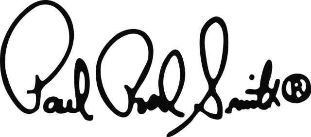 prs handwritten logo