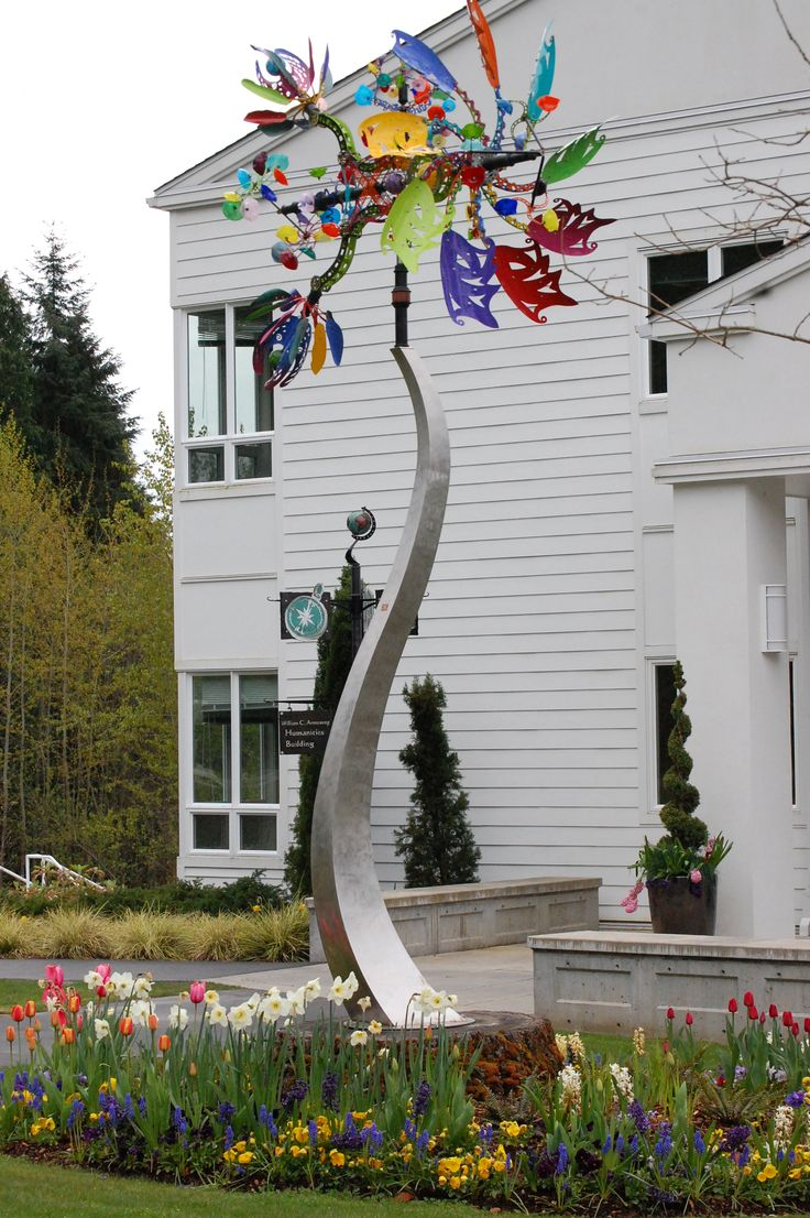 243 best wind sculpture images on pinterest wind spinners