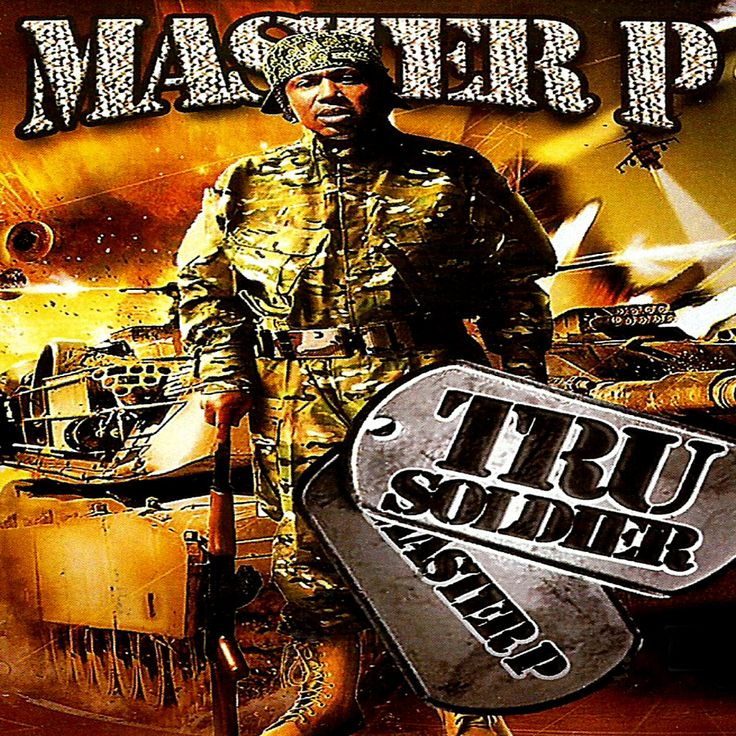 Quot Tru Soldier Quot Master P Mix For 3 99 Onselz