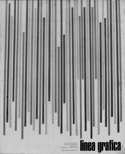 Linea Grafica Bozzetto per copertina