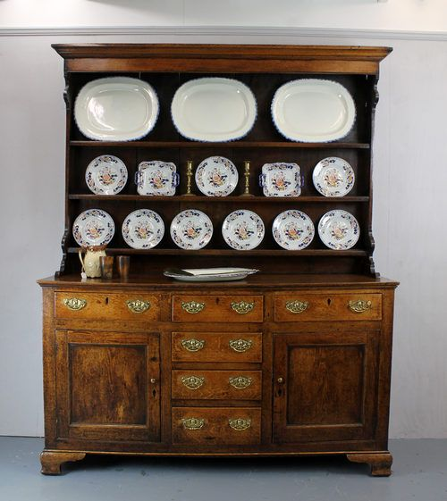 Oak Welsh Dresser C 1820