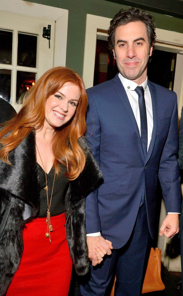 Isla Fisher Is Pregnant! Actress and Sacha Baron Cohen Expecting Third Child: Reports