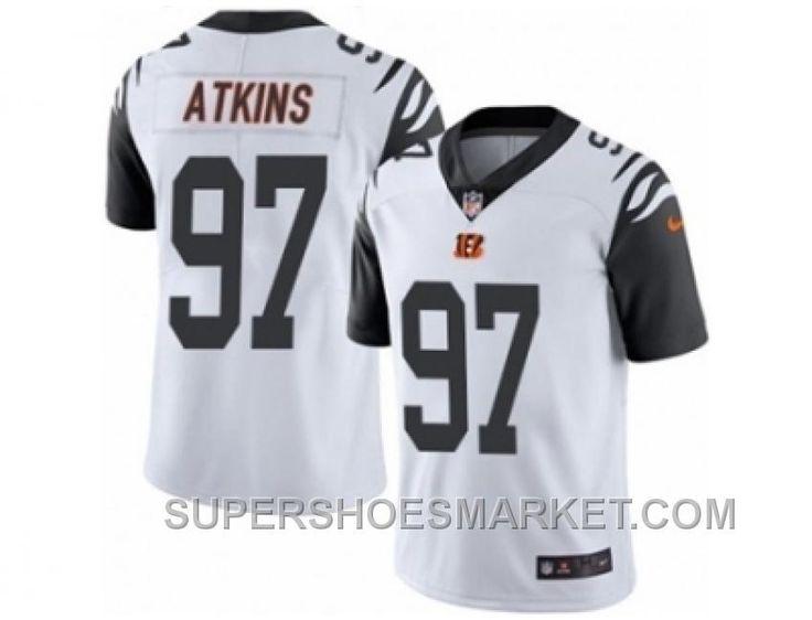 http://www.supershoesmarket.com/mens-nike-cincinnati-bengals-97-geno-atkins-limited-white-rush-nfl-jersey-copuon-code-csibp.html MEN'S NIKE CINCINNATI BENGALS #97 GENO ATKINS LIMITED WHITE RUSH NFL JERSEY COPUON CODE CSIBP Only $23.84 , Free Shipping!