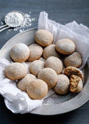 besos de nuez galletas