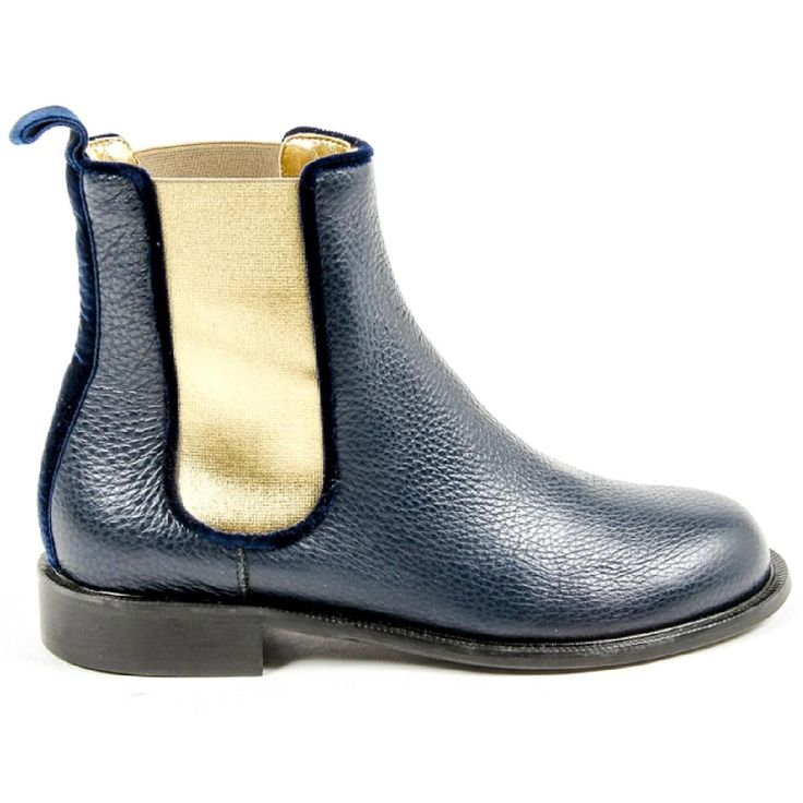 Avec Moderation Womens Ankle Boot PIMLICO DEEP BLUE