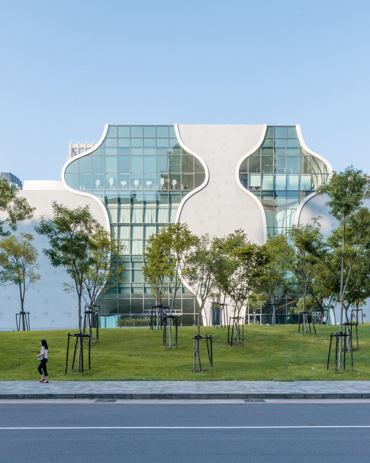 Gallery of Toyo Ito's Taichung Metropolitan Opera House Photographed by Lucas K Doolan - 3