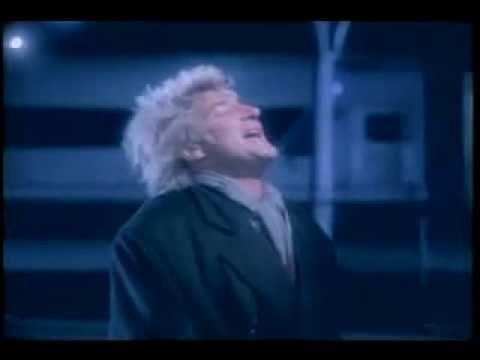 Rod Stewart - Downtown Train - a Music video.mp4