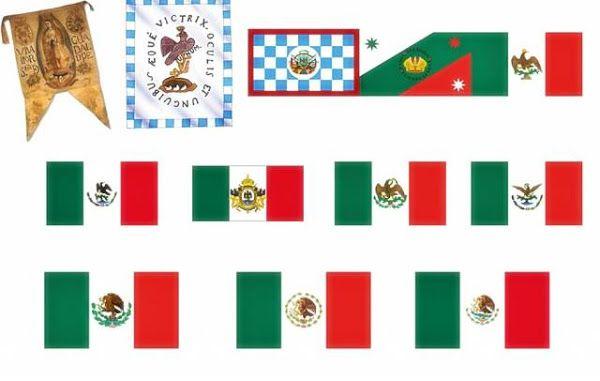 Imágenes de todas las banderas de México para imprimir | Mexico bandera,  Banderas, Imagenes de banderas