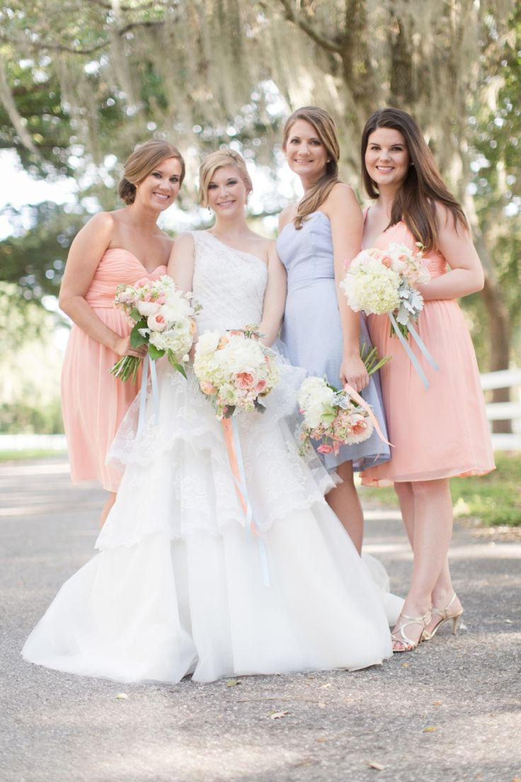 241 best Bridesmaid Style images on Pinterest | Bridesmaid, Anne ...
