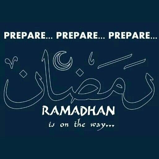 preparing for ramadan What better way of preparing ourselves to fast for 30 consecutive days in ramadan than to fast the voluntary fasts fasting monday and thursday: abu hurairah reported that the most the prophet, (sallallahu alaihi wasalam) would fast would be monday and thursday.