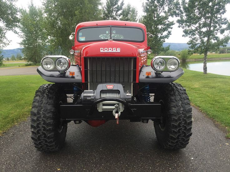 1949 Legacy Dodge Power Wagon 8
