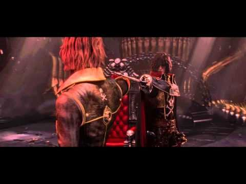 Space Pirate Captain Harlock - Official Trailer - YouTube