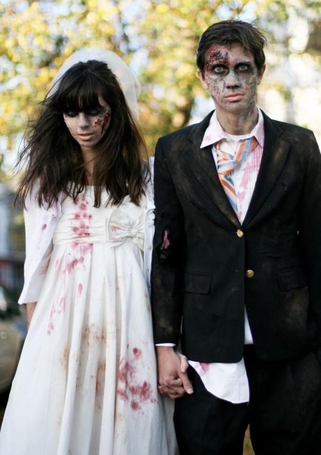 18 DIY Zombie Costume Ideas