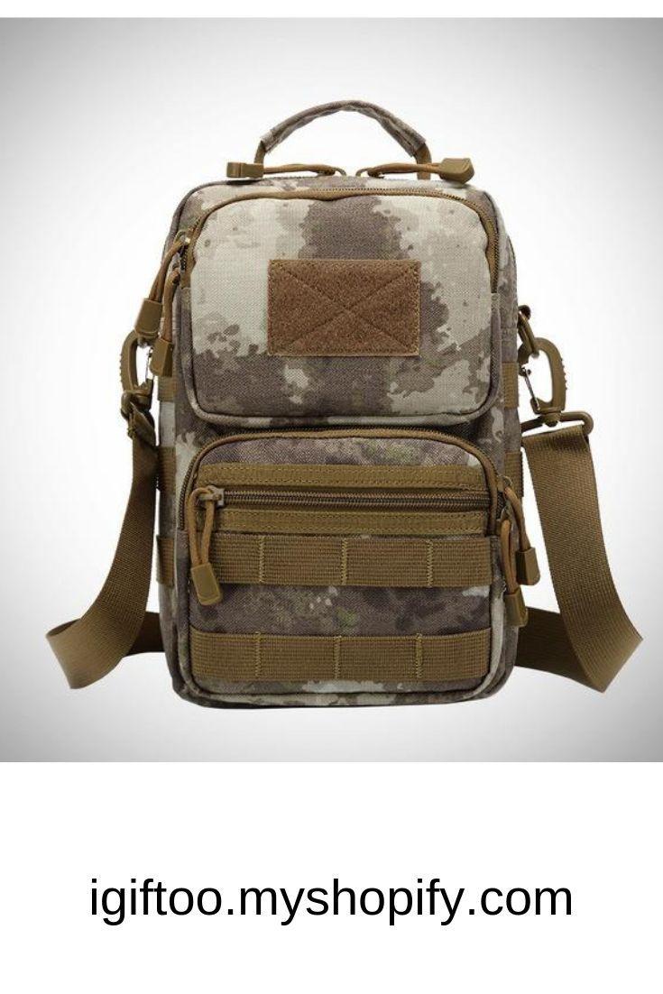 Travel Military Outdoor Sport Shoulder Laptop School Camping Hiking Bag Backpack