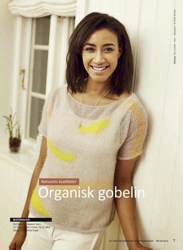 Charlotte kaae for Jacobsen Publications, strikkemagasinet nr 5 2014, www.bykaae.dk