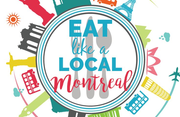eat like a local – Montréal, Quebec, Canada So honored to be featured for Eat Like Local #Montreal thanks @KitchenFrolic