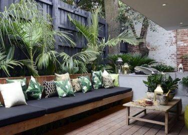 Hét stappenplan voor het inrichten van een kleine tuin
