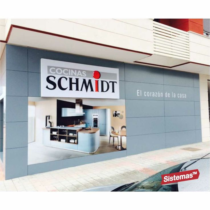 Cocinas Schmidt #Palencia realizado por @Sistemas TM