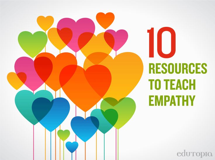 Take a look at these 10 resources to teach your kids empathy this Valentine's Day.