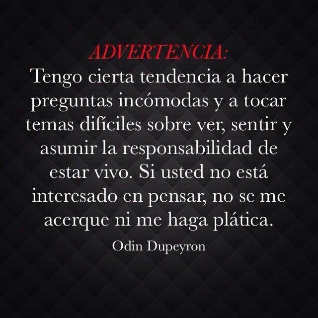 Sobre advertencia no hay engaño! Odin Dupeyron http://www.gorditosenlucha.com/