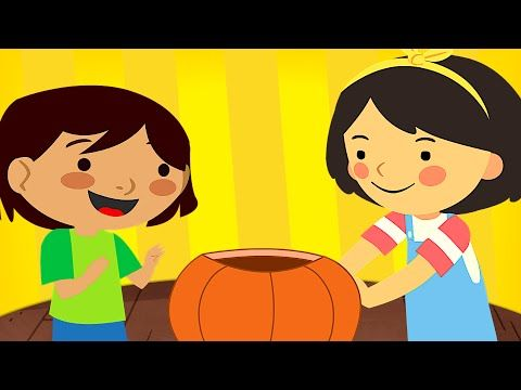 This Is The Way We Carve A Pumpkin   Super Simple Songs - YouTube