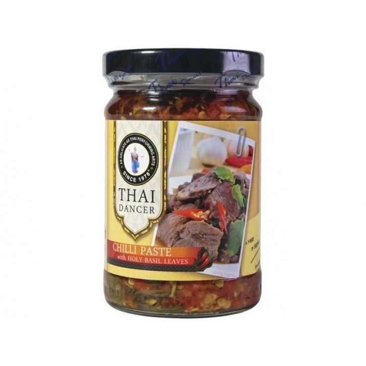 Chilipasta & Indische Bladgroente