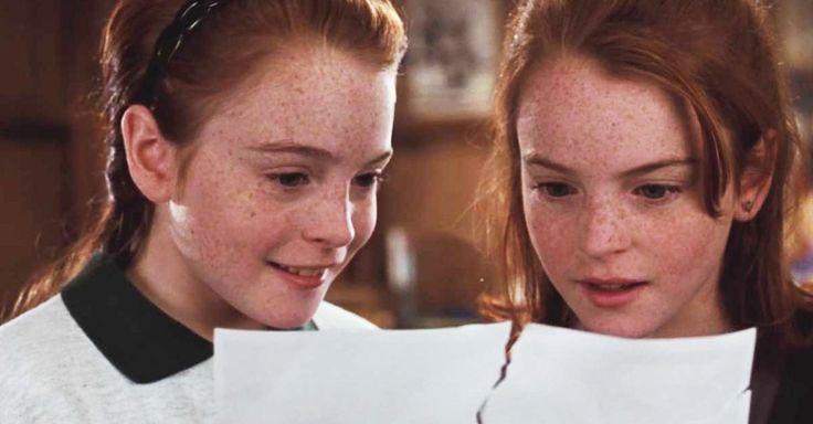 A casi 20 años del inicio de la carrera de Lindsay Lohan aún no podemos contestar estas 17 preguntas que todos hacemos cuando vemos la pelicula Juego de gemelas