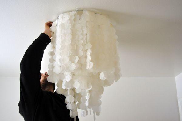 Casa Montada: 10 Luminárias Incríveis que Você pode Fazer em Casa