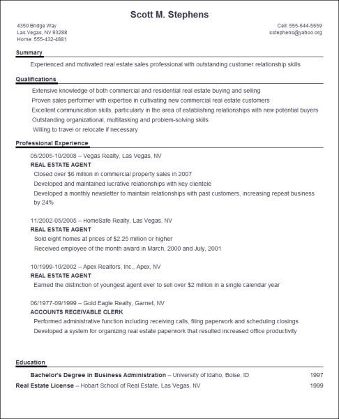 Online Resume Template Free | Sample Resume And Free Resume Templates