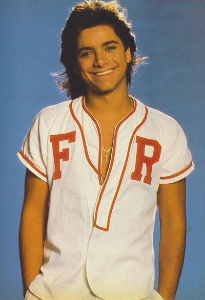 Even With A Mullet Uncle Jesse Is Major Babe