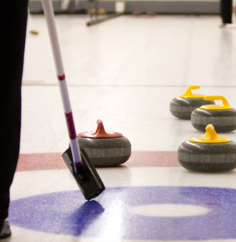 The Skip's Call (Curling)