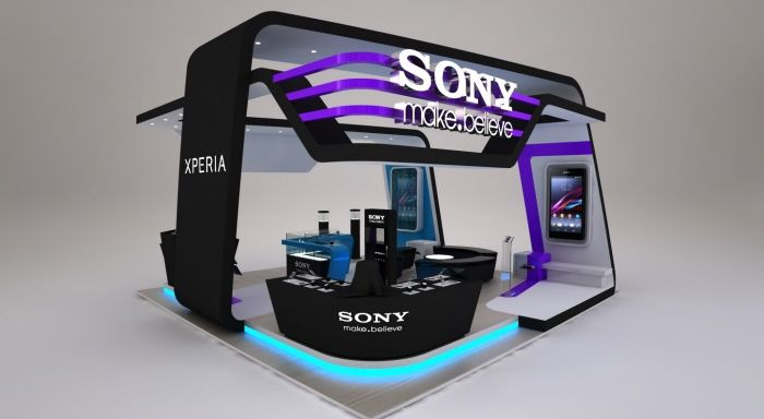 Sony World Business Forum Mexico City by Jav Ayala at Coroflot.com