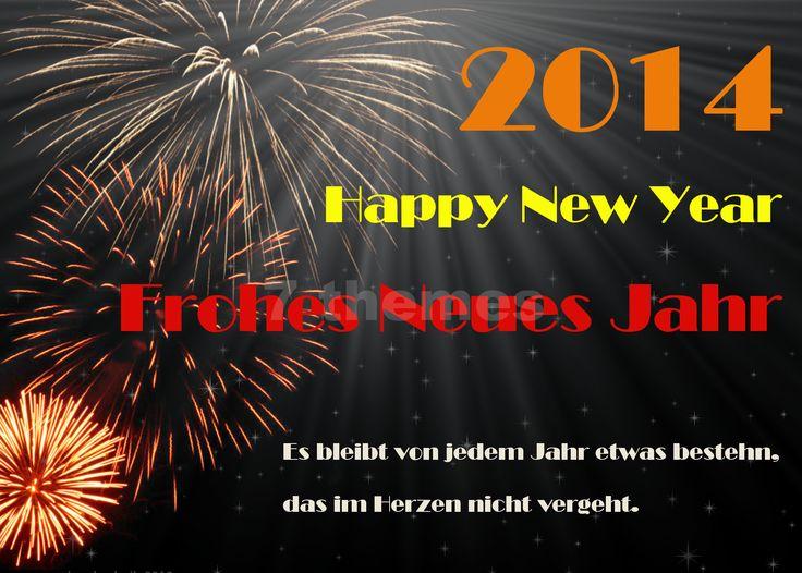 Ein neues Jahr heißt neue Herausforderungen, neues Licht,  neue Gedanken und neue Wege zum Ziel!  Wir wünschen allen Kunden, Bekannten und Freunden einen guten Rutsch in ein glückliches, gesundes und erfolgreiches neues Jahr 2014.