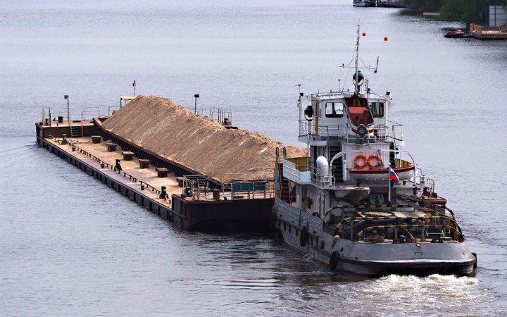 Sewa Kapal Tongkang