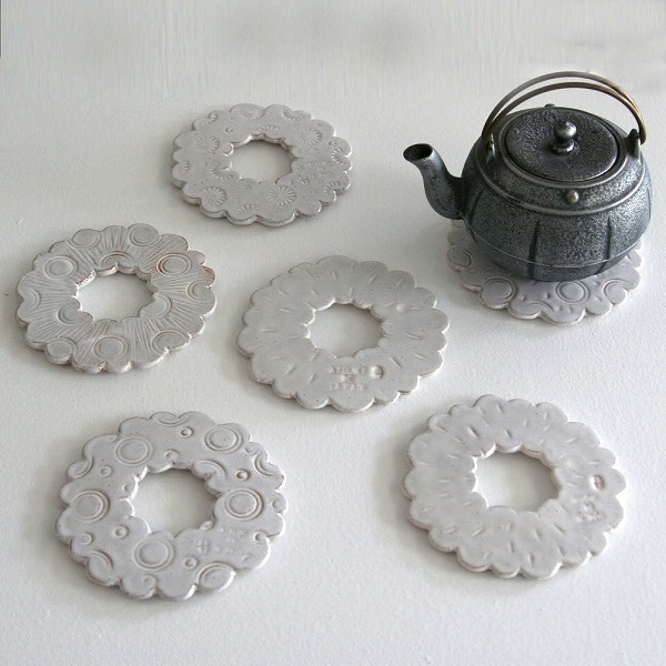hot plates ----cute idea!