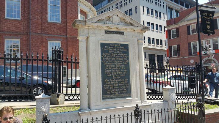 Boston Common, Boston, United States